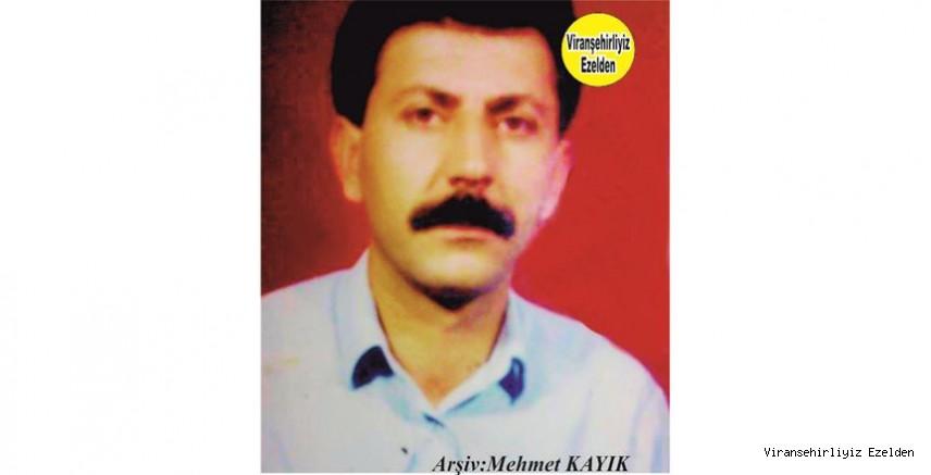 Viranşehir'de Yıllarca Şoförlük yapmış, İzmit Depremi Esnasında Genç Yaşta Vefat etmiş, Sevilen İyi İnsan Merhum Sinan Delek
