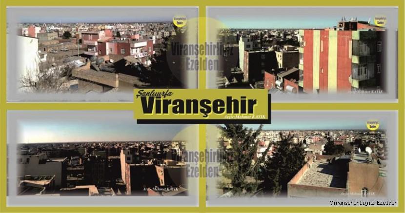 Viranşehir'den Değişik Manzaralar Ait Bir Fotoğraf Yayınlıyoruz