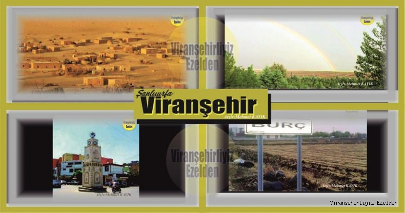 Viranşehir'den Değişik Manzaralar