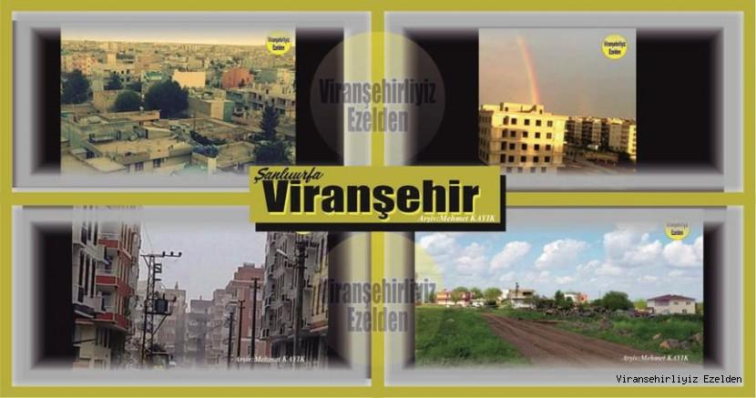 Viranşehir'den eğişik Manzaralar
