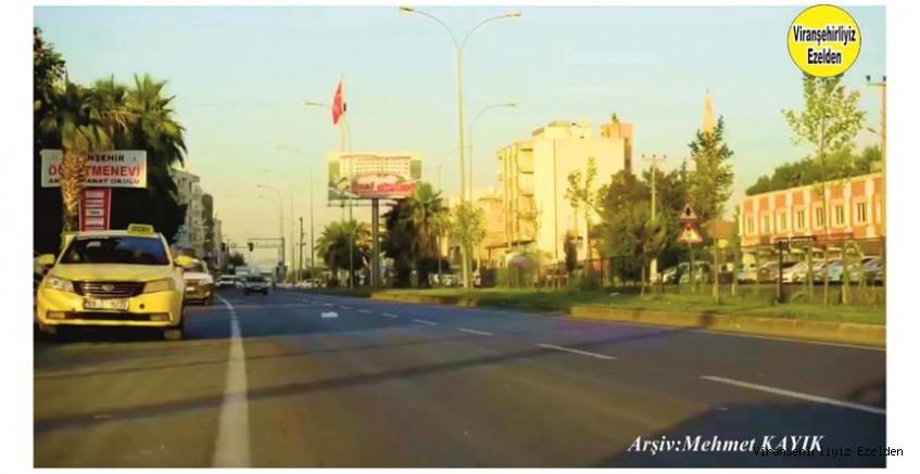 Viranşehir Dörtyol Mevkisi Mardin Yolu Üzeri