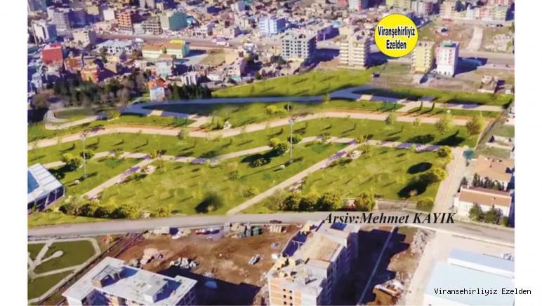 Viranşehir Genel Görünüşü