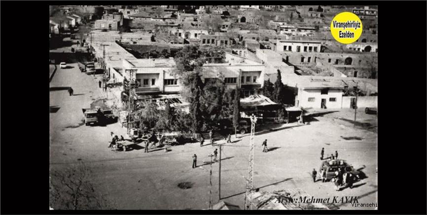 Viranşehir Geneline Ait 1970 li yıllarda çekilmiş Bir Fotoğraf