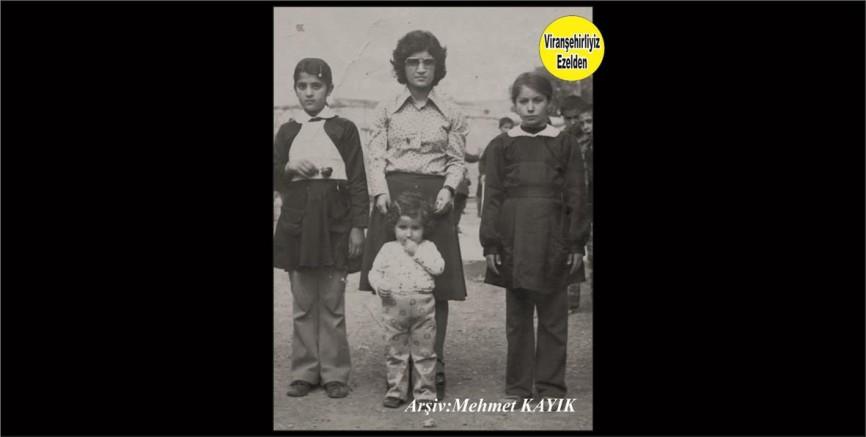 Viranşehir Göl İlkokulu Eski Öğretmenlerinden Şükran Küçükbayrak, Eski Öğrencileri Reyhan Yılnur(Baybostan) ve Nuran Yılnur