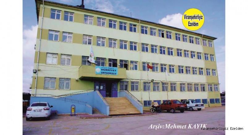 Viranşehir Hürriyet Ortaokulu