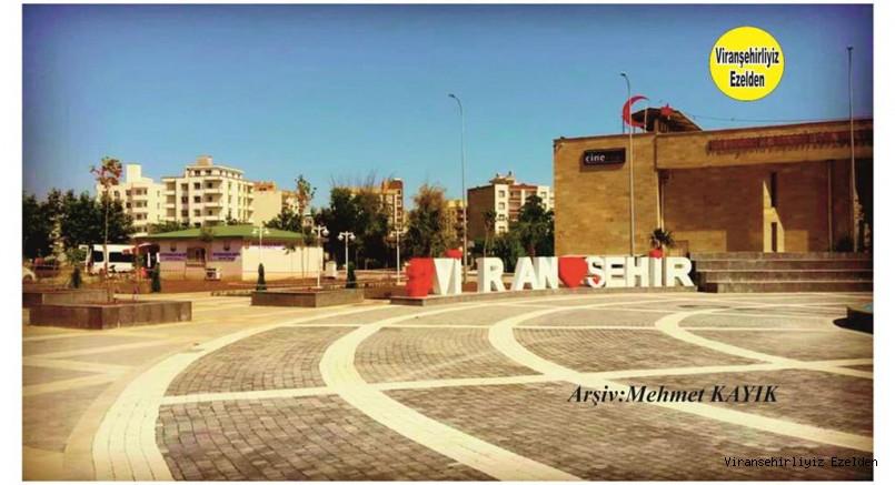Viranşehir'i Sembolize eden, Viranşehir Yazı