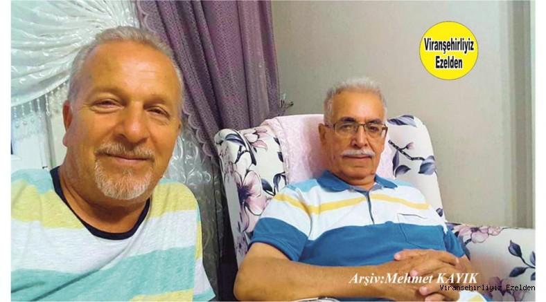 Viranşehir İlçe Nüfus Görev yapmış Sıraç Başkurt ve Mehmet Taşçı