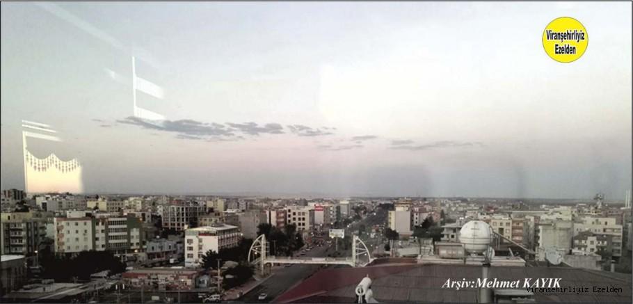 Viranşehir'in Genel Görünüşü
