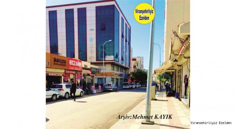 Viranşehir'in Gözde Caddelerinden olan Ceylanpınar Caddesi