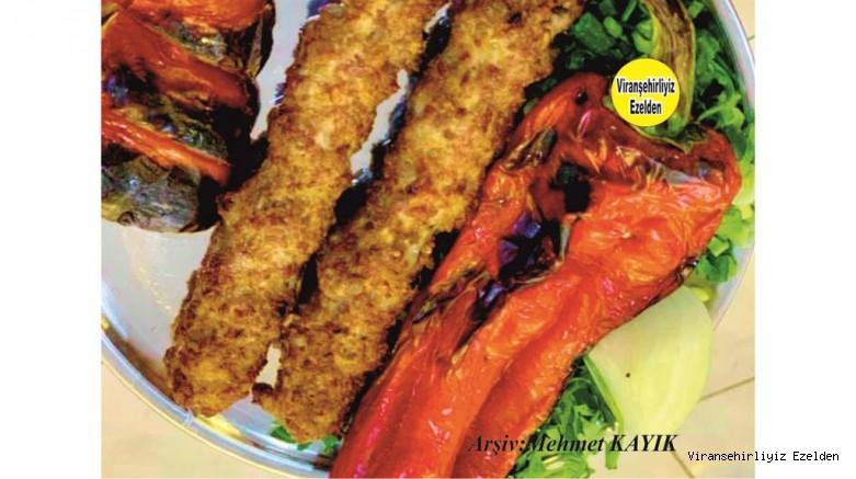 Viranşehir'in Sade Kebabı