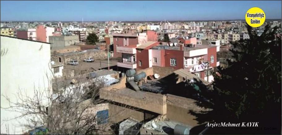 Viranşehir Kale Mahallesi Tepe Mevkisinden Genel Görünüş