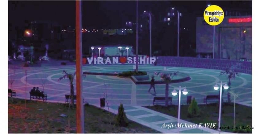 Viranşehir Kültür Merkezi Bahçesi