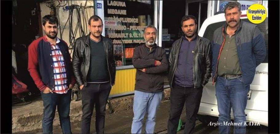 Viranşehir'li Hemşehrimiz  Sanayi sitesinin sevilen esnaflarından