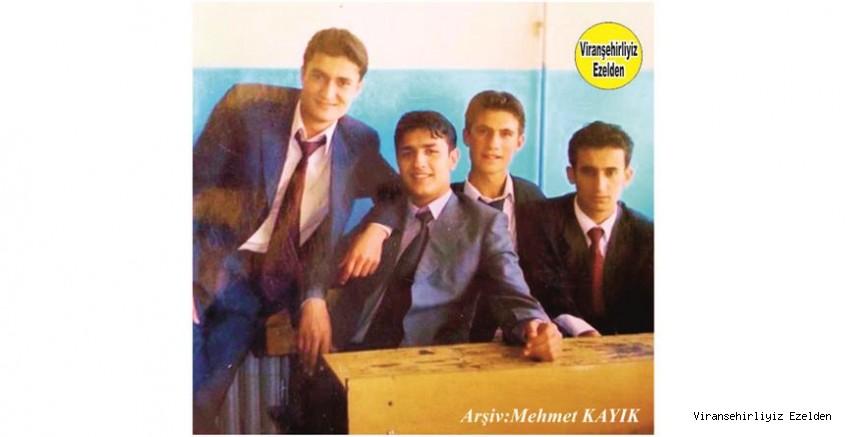 Viranşehir Lisesi 2004 Yılı Mezunlarından Eski Öğrencileri, Mevlüt Kunt, Mehmet Reşit Çelik, Mehmet Nur Bilen ve Orhan Yumru