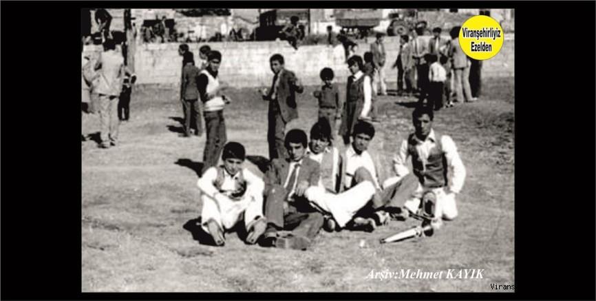 Viranşehir Lisesi Eski Öğrencilerinden Mehmet Orman, Ahmet Orhan, Mehmet Yıldız, Ali Orman ve Arkadaşları
