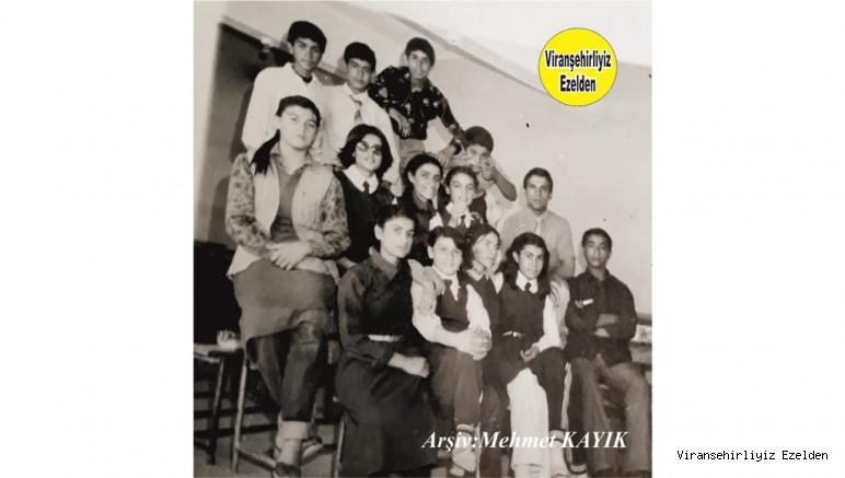Viranşehir Lisesi Eski Öğrencilerinden Mehmet Yıldız, Hüseyın Kıvrak, Nesrin Yorgancıoğlu, Aynur Özalhas, Yüksel Gözen, Saadet Özalhas, İclal Önen