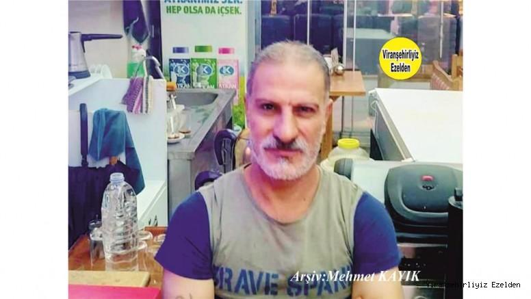 Viranşehir Öğretmen Evinde Yıllarca işletmecilik yapmış, şimdi İzmir'de yaşayan Zübeyir Arabak