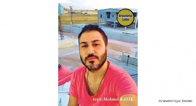 Viranşehir Organize Sanayi Bölgesinde 15 Yıldır Muhasebeci olarak görev yapan, Mehmet Emin Keleş
