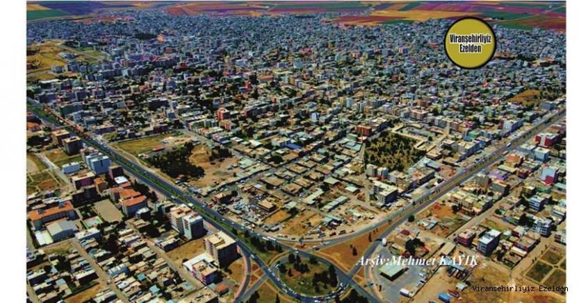 Viranşehir Özal Mahallesinden Genel Görünüşü