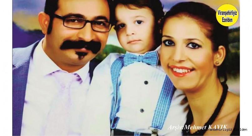Viranşehir Sakarya İlköğretim Okulunda Yıllarca Öğretmenlik yapmış, Güzel İnsan Merhum Aslan Durman(Aslan Hoca), Eşi Öğretmen Çiğdem Durman ve Oğlu