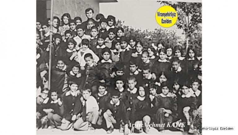 Viranşehir Sakarya İlkokulu Öğrencilerinden Zülfükar Çalman ve Arkadaşları
