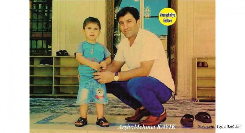 Viranşehir Sanayispor'un Başarılı Eski Futbolcularından Seyfettin Çelik ve Oğlu