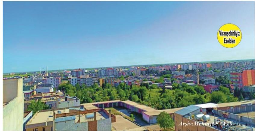 Viranşehir Selahattin Eyyubi Mahallesinden Çekilmiş Bir Fotoğraf