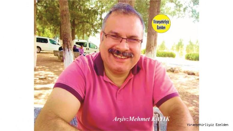 Viranşehir Şoförler ve Otomobilciler Odasında Görevli Ahmet Çoban