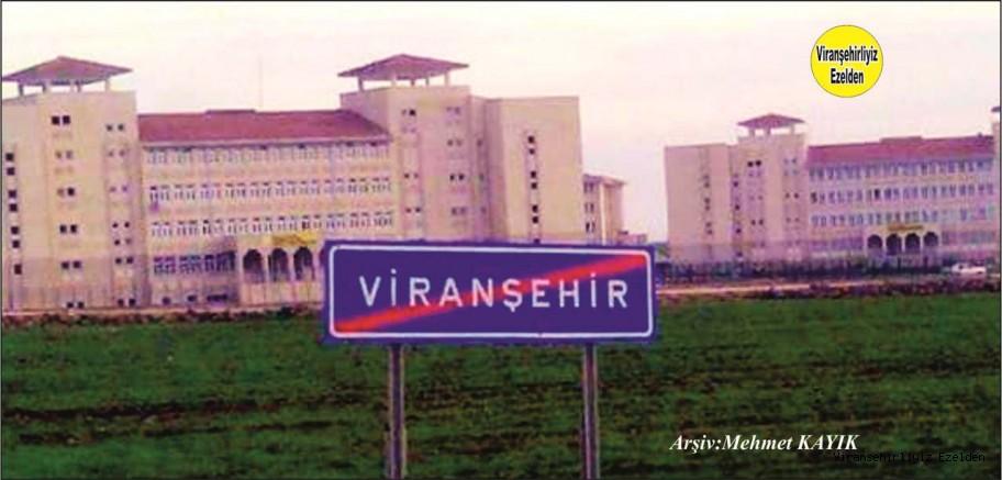 Viranşehir Yenişehir Mahallesi Okullar Bölgesi