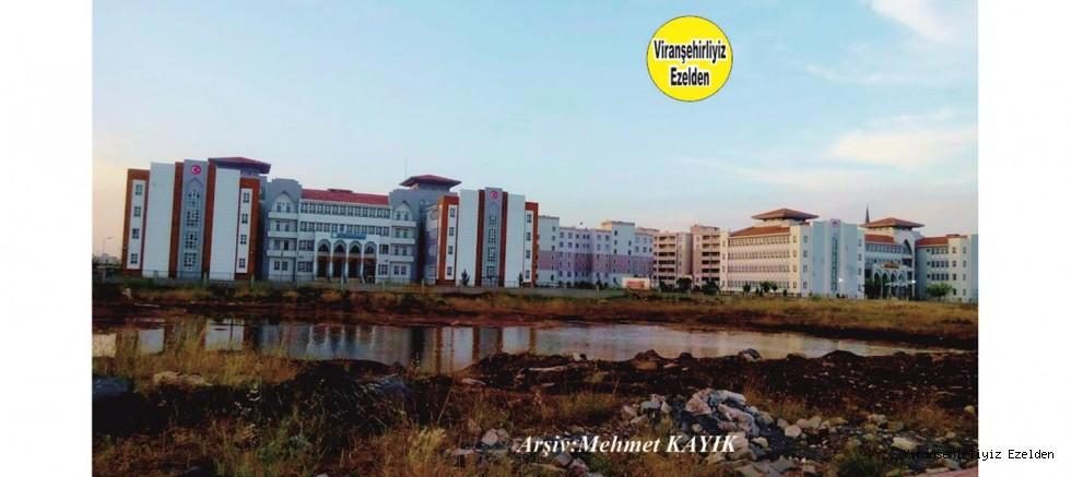 Viranşehir Yenişehir Yeni Yapılan Okullar Bölgesi