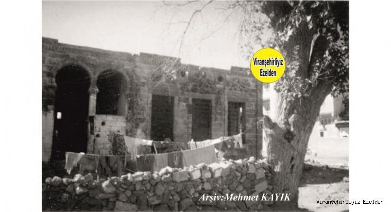 Viranşehirde Bulunan Tarihi Paşa Konağına Ait Onarım yapılmadan Önce çekilmiş Bir Fotoğraf