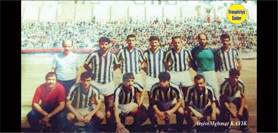 Viranşehirspor Profesyonel Futbol Takımına 1988